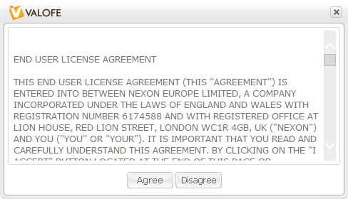 Step 04 - Please read and agree with our End User License Agreement to continue onto the next step.